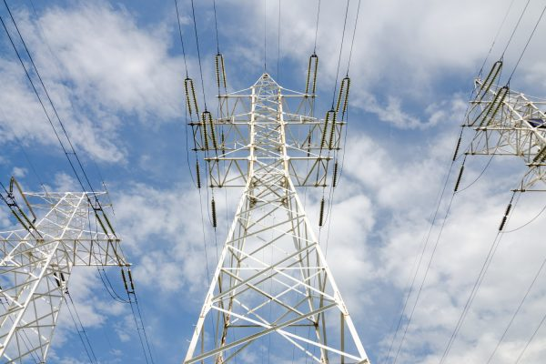towers for power transmission lines high voltage